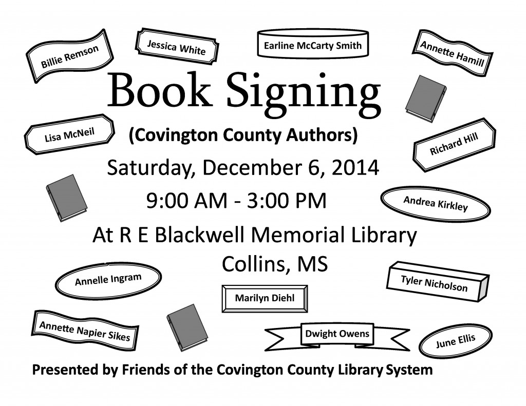 Poster, Cov Co Book Signing-page-0